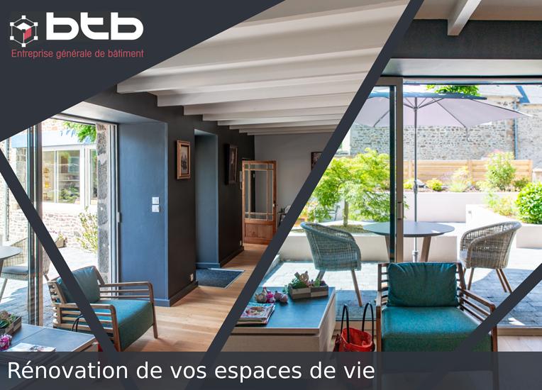 Rénovation de maisons et appartements en Côtes-d''Armor (22) 0