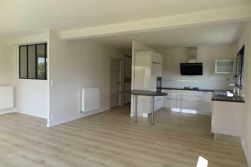 MAISON CONTEMPORAINE • 2 NIVEAUX maison-contemporaine-saint-brieuc-cuisine