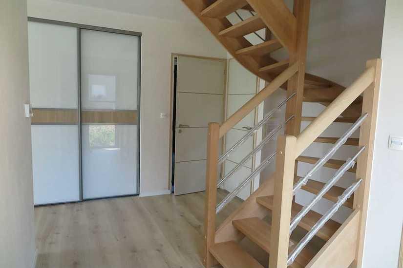MAISON CONTEMPORAINE • 2 NIVEAUX maison-contemporaine-saint-brieuc-entree