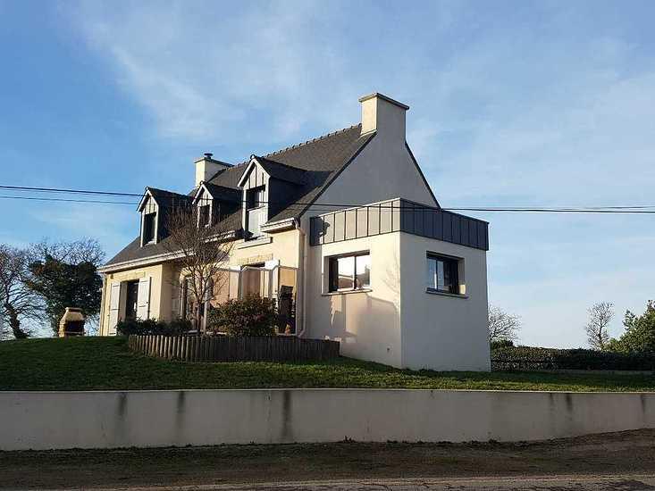 Extension- rénovation maison : agrandissement cuisine de 10 m² faceaprestravaux1-extension3-1024x768
