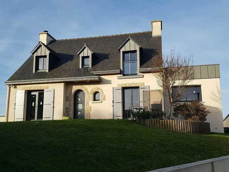 Extension- rénovation maison : agrandissement cuisine de 10 m² faceaprestravaux2-extension3-1024x768