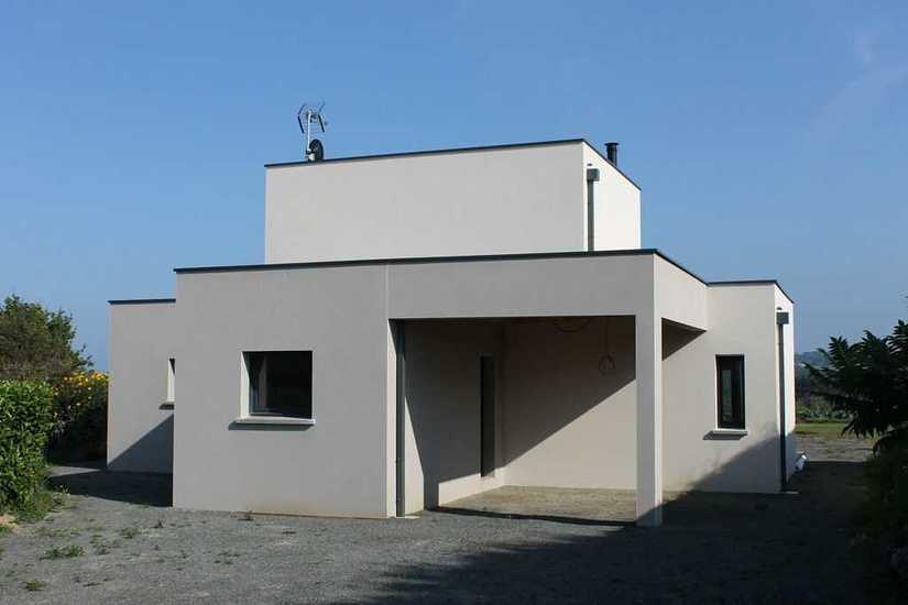 Maison bord de mer - 2 niveaux - Paimpol exterieur-facade-2-1024x683