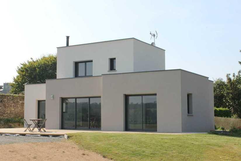 Maison bord de mer - 2 niveaux - Paimpol exterieur-facade-3-1024x683
