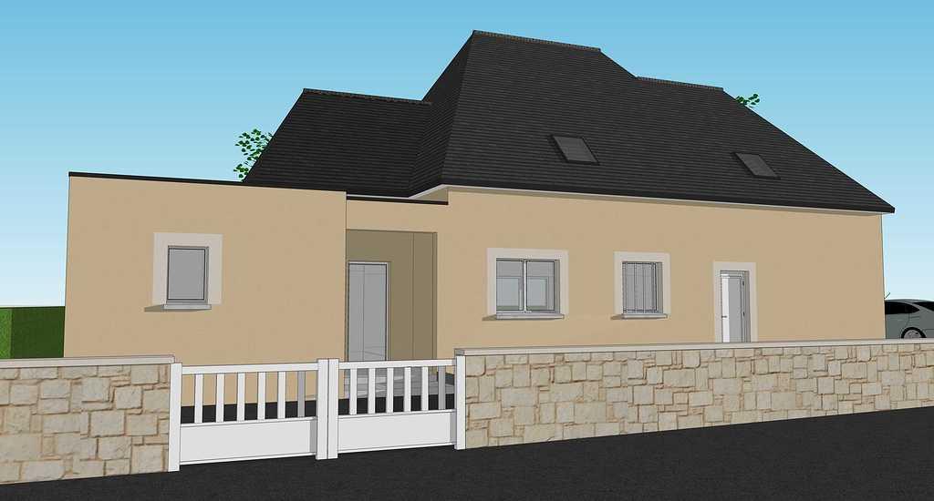 Extension maison : chambre et salle de bain - 24 m2 visuel3