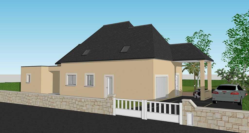 Extension maison : chambre et salle de bain - 24 m2 visuel4