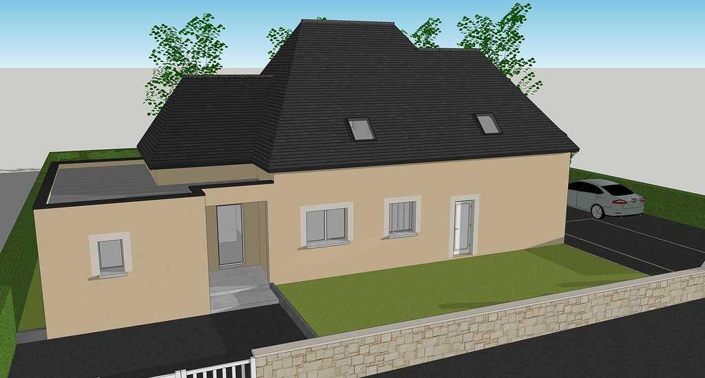 Extension maison : chambre et salle de bain - 24 m2 visuel5