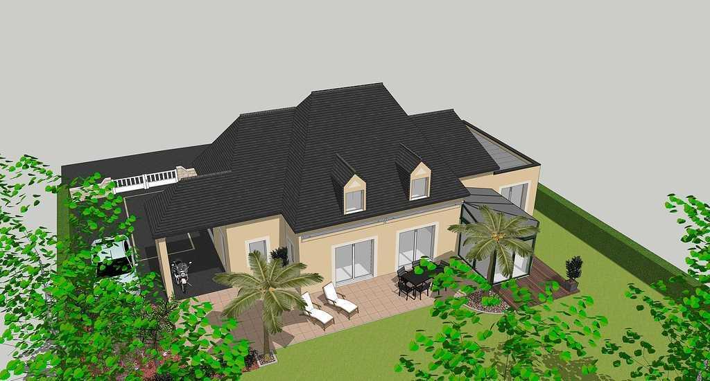 Extension maison : chambre et salle de bain - 24 m2 visuel7