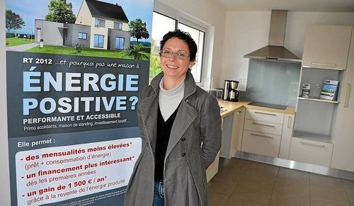 CLG construite des maisons positives