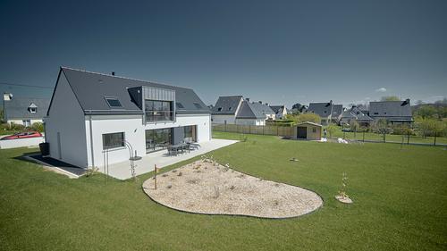 Construction maison 2 niveaux - 145 m² - Saint-Cast-Le -Guildo
