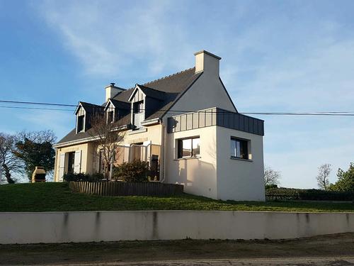 Extension- rénovation maison : agrandissement cuisine de 10 m²