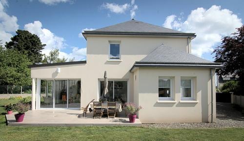 Extension d''une maison à Saint-Quay Portrieux (22)