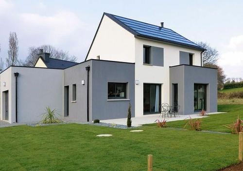 Faire construire une maison à énergie positive en Bretagne
