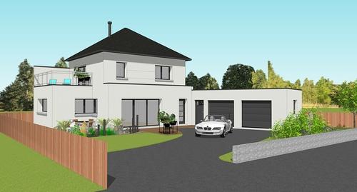 Maison design - Saint-Alban