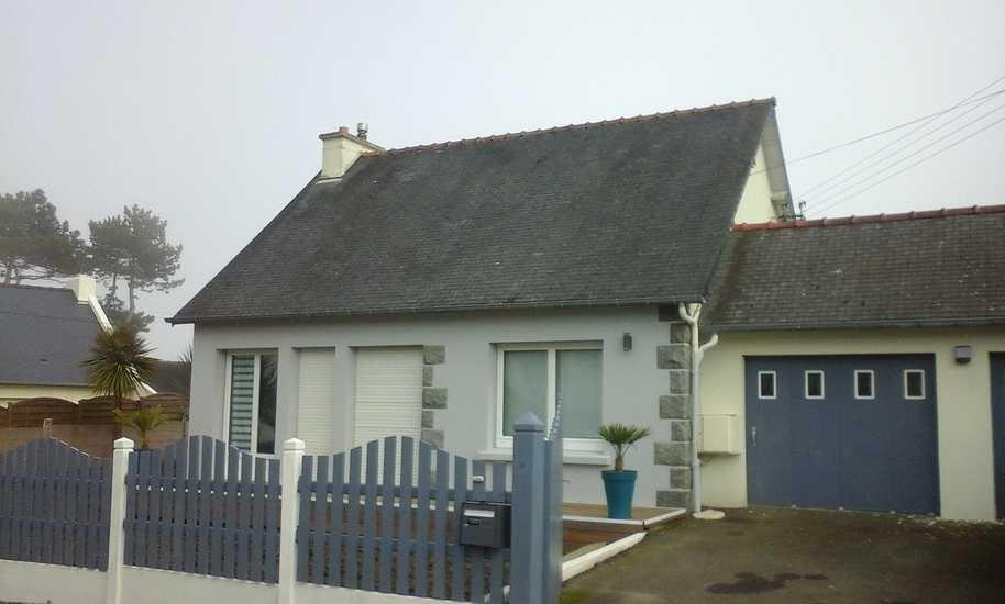 Extension et rénovation d''une maison - Séjour, chambres - 45m² 0