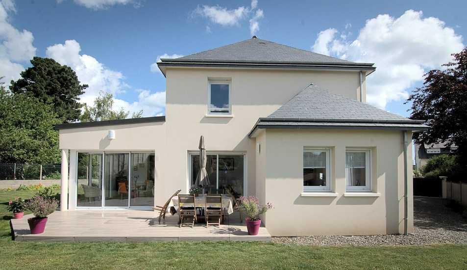 Extension d''une maison à Saint-Quay Portrieux (22) dsc4854