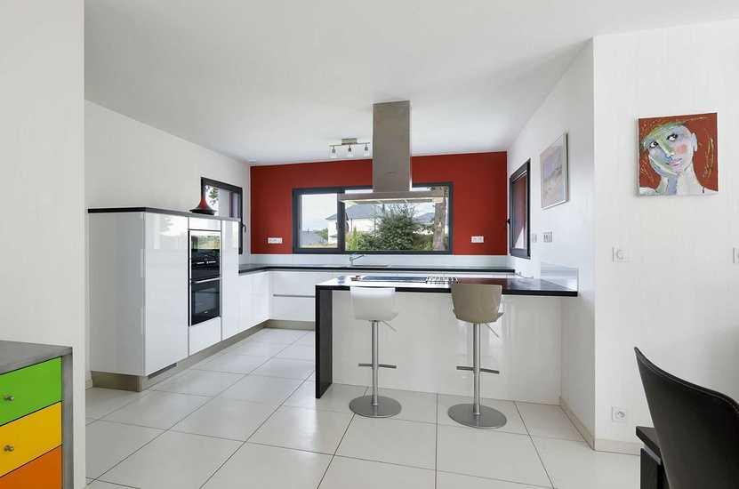 MAISON SENIOR - DESIGN - PLAIN PIED interieur-cuisine-2-maison-senior-1
