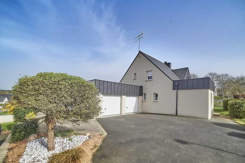 Reportage photos : extension maison contemporaine - Plaintel dsc5220