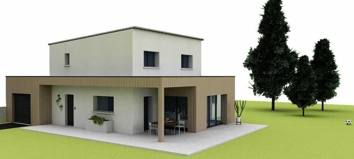 Plans maison 139 m² -4 chambres - Plédehel captured'ecran2021-05-12101516