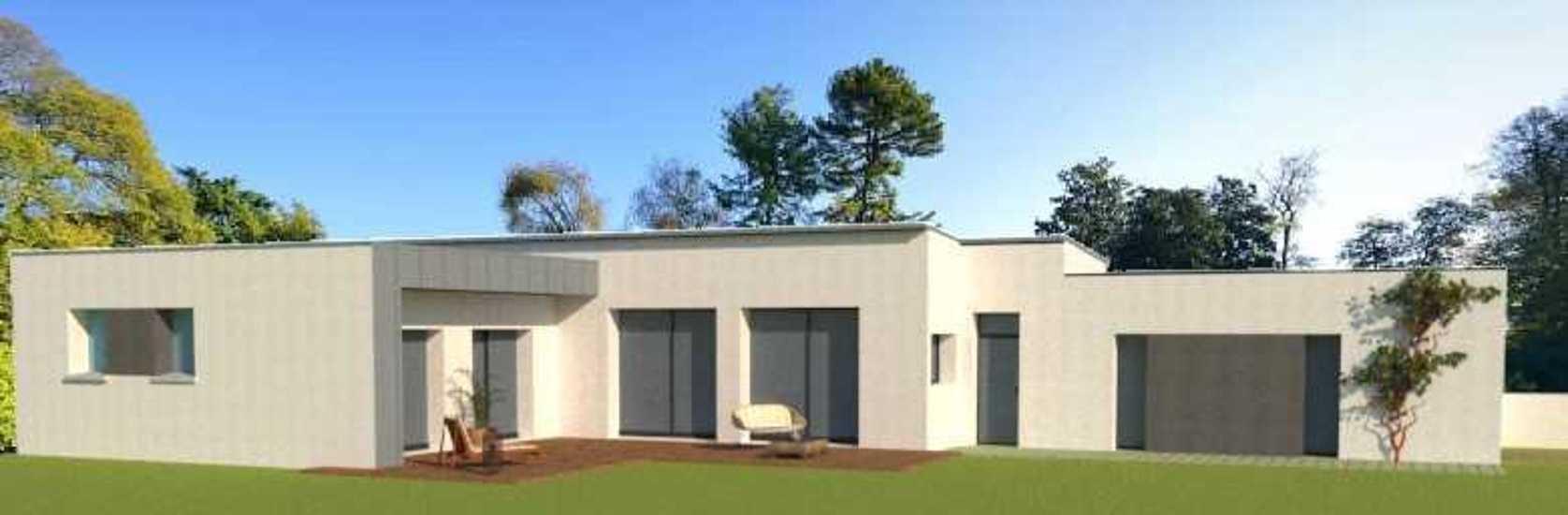 Plans projet maison 130 m²- 3 chambres- accessibilité PMR - Paimpol captured'ecran2021-05-07140136