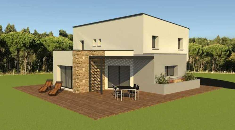 Maison contemporaine - 143 m2 - Rostrenen captured'ecran2021-05-05101300