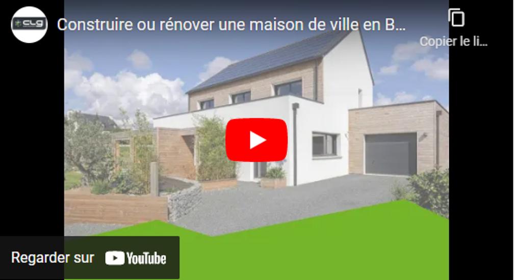 Construire ou rénover une maison de ville en Bretagne 0