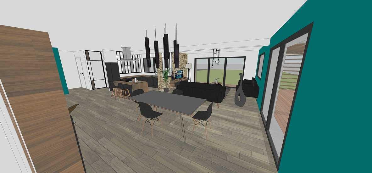 Votre avant-projet chez CLG Construction salleamanger1