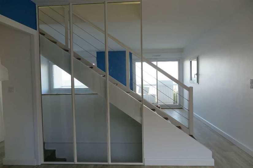 Rénovation d''une maison en bord de mer - 90m2 renovation-verriere-1024x683