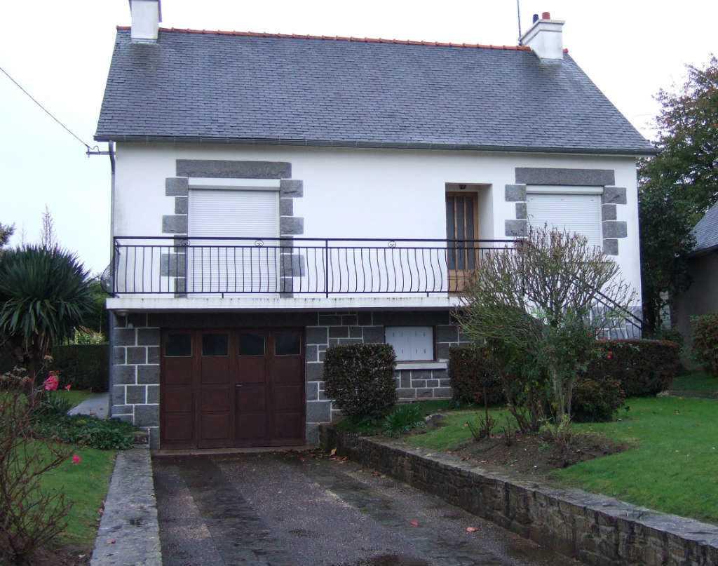 Agrandissement Maison Néo Bretonne rénovation - extension maison néo-bretonne -