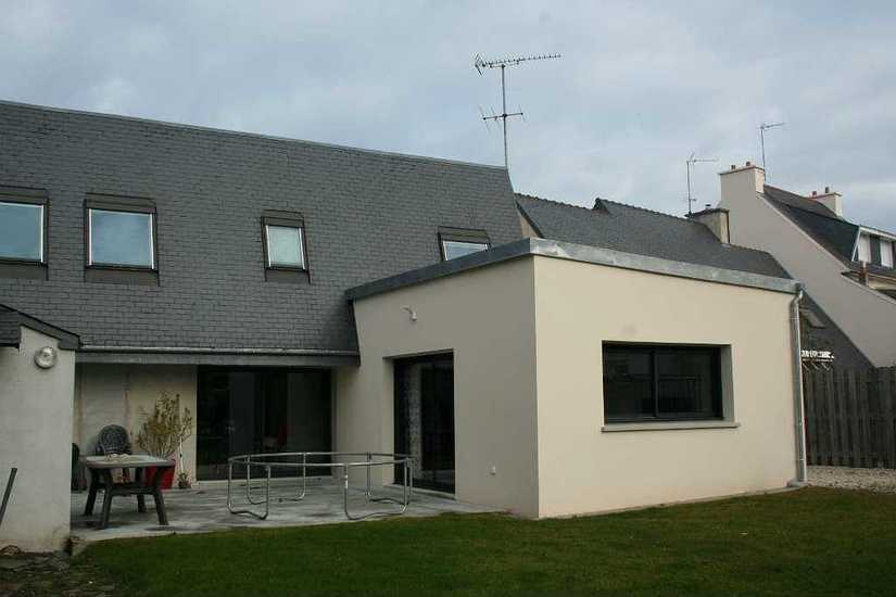 Extension maison : agrandissement salon de 22m² saint-brieuc-apres-extension1-1024x683