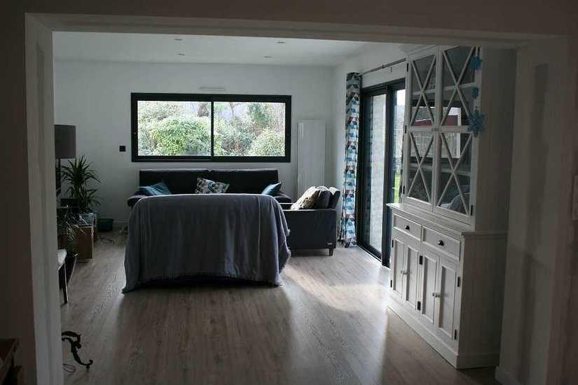 Extension maison : agrandissement salon de 22m² saint-brieuc-interieur-extension1-1024x683