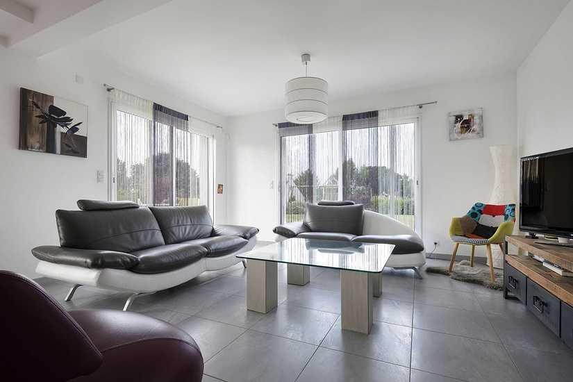 Maison contemporaine • 2 niveaux- Plédran clgfredericbaron-40preview