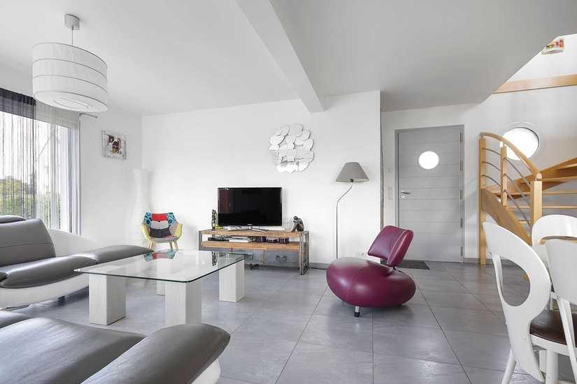 Maison contemporaine • 2 niveaux- Plédran clgfredericbaron-41preview