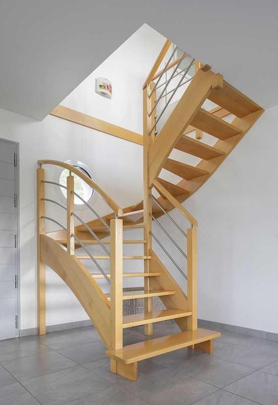 Maison contemporaine • 2 niveaux- Plédran clgfredericbaron-42preview