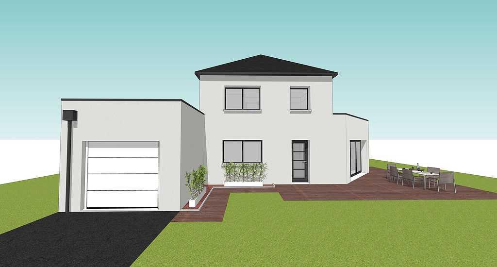 Maison contemporaine-Louargat 2mahecuziatquartiersaintpaullouargat