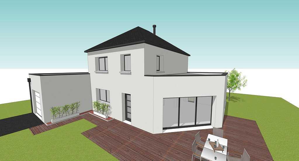 Maison contemporaine-Louargat 3mahecuziatquartiersaintpaullouargat