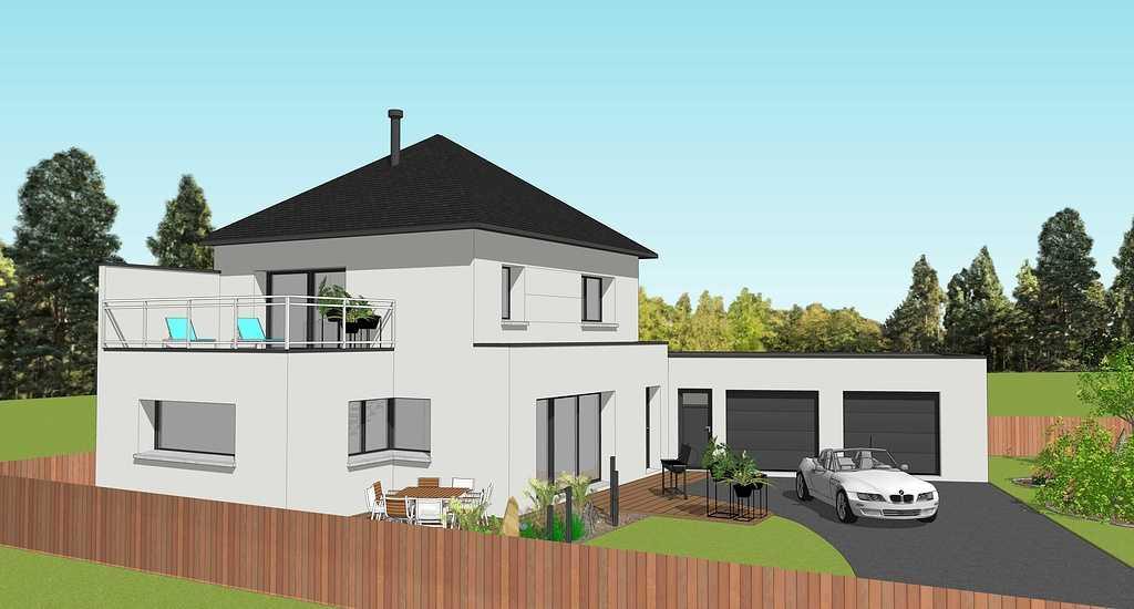 Maison design - Saint-Alban 2allietlepredelavignesaintalban
