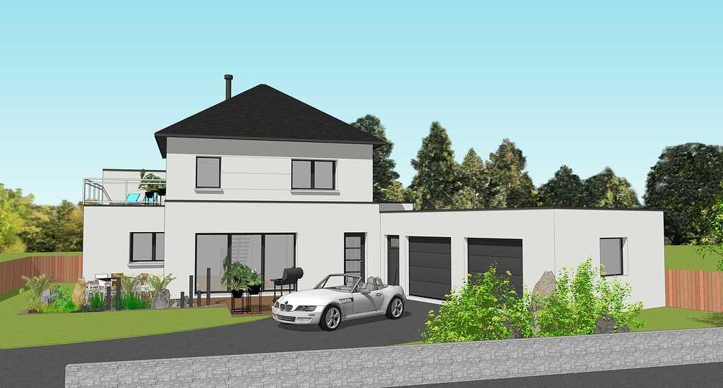 Maison design - Saint-Alban 3allietlepredelavignesaintalban