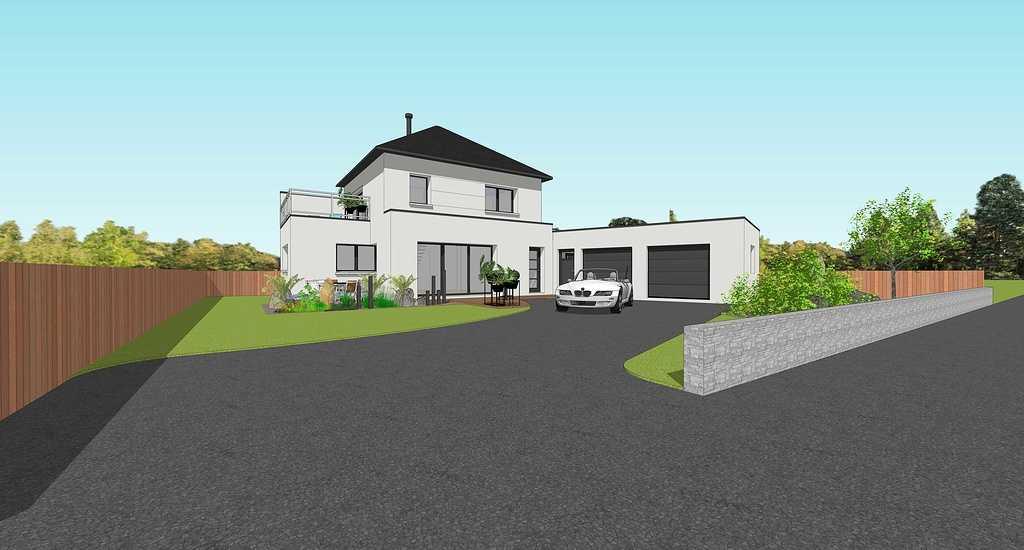 Maison design - Saint-Alban 4allietlepredelavignesaintalban