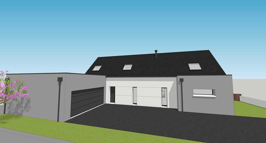 Maison design Saint Cast le Guildo 2collinruedelacroixbienvenuesaintcastleguildo