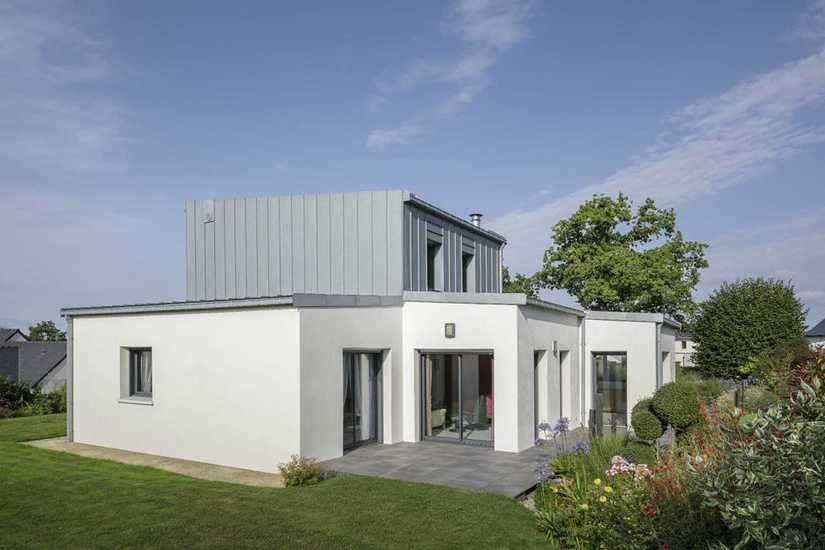 Qu''est-ce qu''une maison positive ? 0