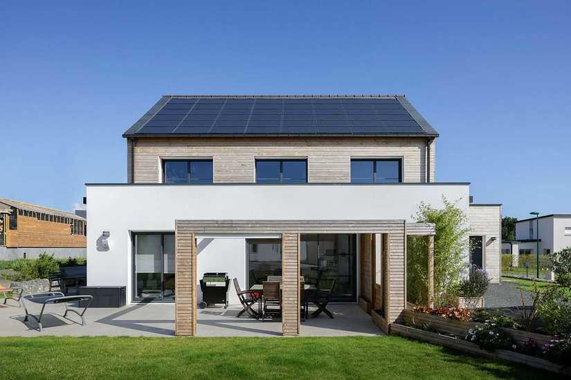 MAISON DESIGN • POSITIVE • 2 NIVEAUX facade-2-maison-design-2-bord-de-mer