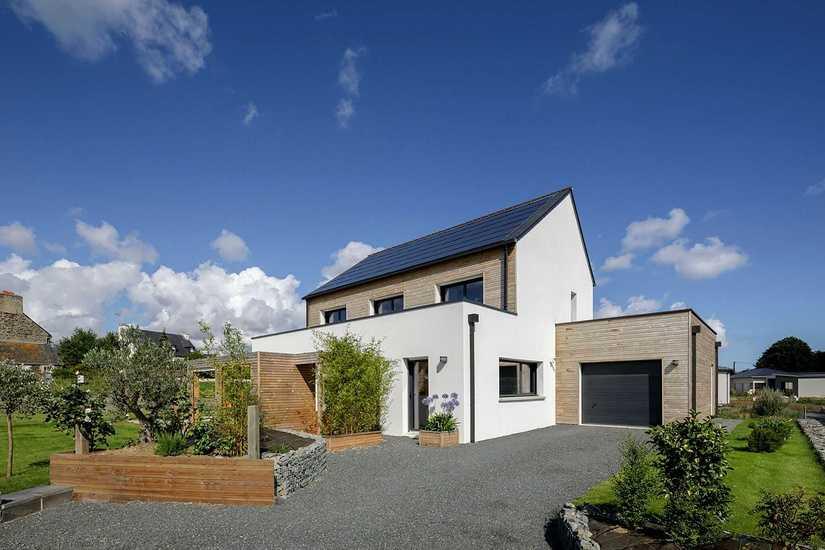 MAISON DESIGN • POSITIVE • 2 NIVEAUX facade-5-maison-design-2-bord-de-mer