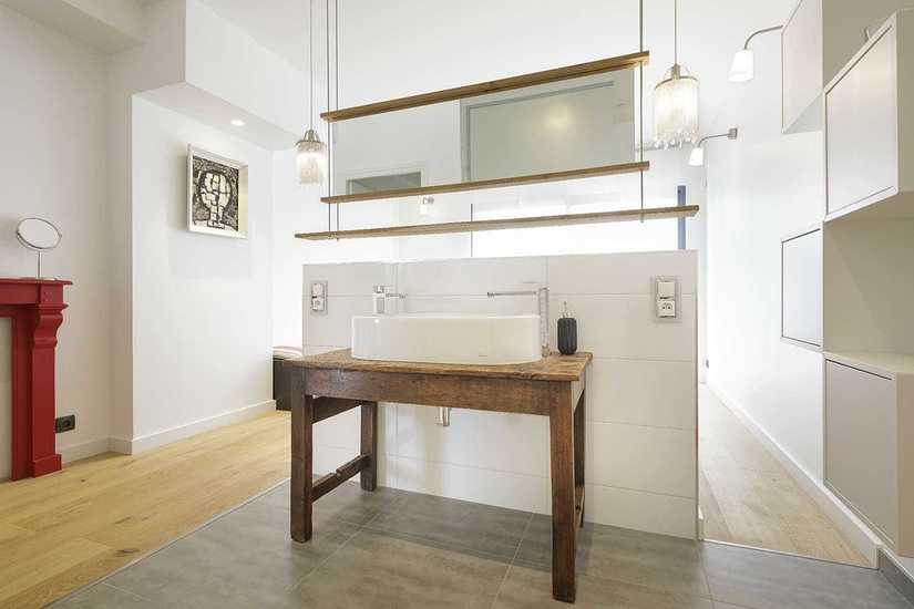 MAISON DESIGN • POSITIVE • 2 NIVEAUX salle-de-bain