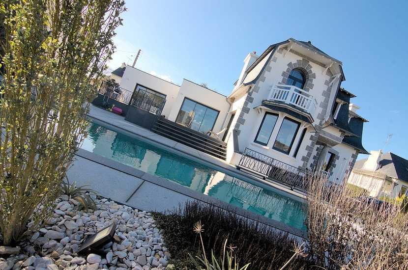 Rénovation d''une maison et création d''une piscine - Binic (22) dsc1599