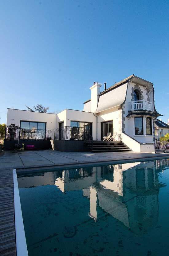 Rénovation d''une maison et création d''une piscine - Binic (22) dsc1611