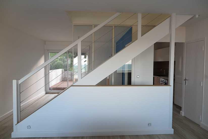 Rénovation intérieure et extérieure d''une maison de vacances - Plérin img1119