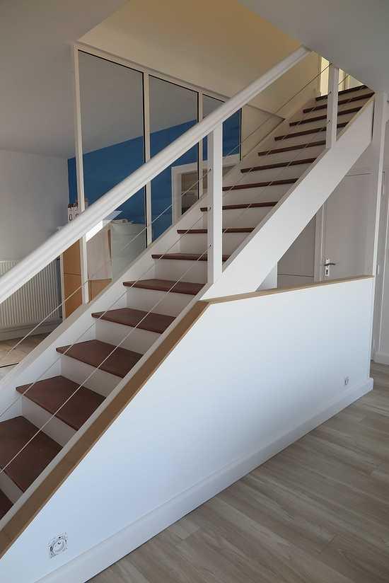 Rénovation intérieure et extérieure d''une maison de vacances - Plérin img1122
