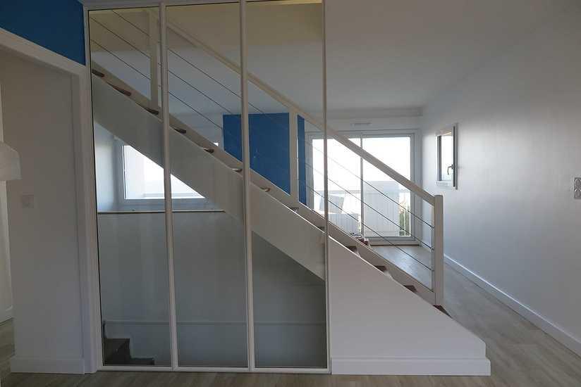 Rénovation intérieure et extérieure d''une maison de vacances - Plérin img1125