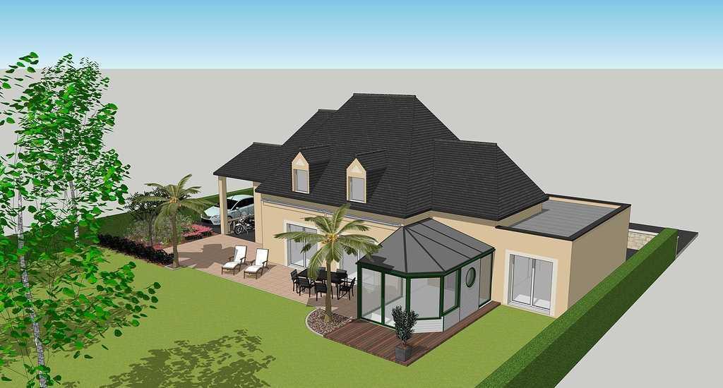 Extension maison : chambre et salle de bain - 24 m2 visuel6